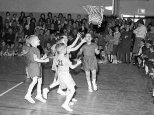 St. Mary's Academy 1st Grade Basketball 1962 (4)