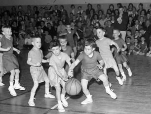 St. Mary's Academy 1st Grade Basketball 1962 (5)