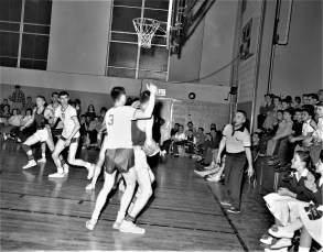 St. Mary's Academy Basketball 1957 (1)