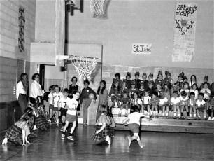 St. Mary's Academy Basketball Hudson 1973 (1)
