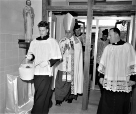 St. Mary's Academy Dedication Dec. 29 1956 (2)