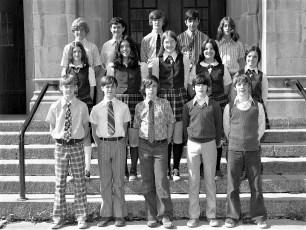 St. Mary's Academy Graduates 1973