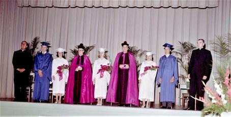 St. Mary's Academy Graduation 1964 (1)