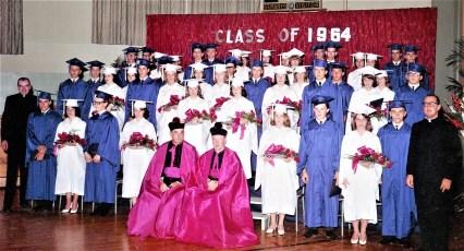 St. Mary's Academy Graduation 1964 (2)