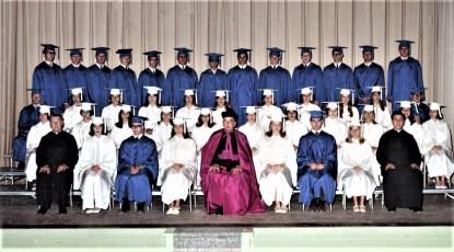 St. Mary's Academy Graduation 1968 (1)
