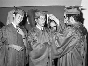 St. Mary's Academy Graduation 1970 (1)