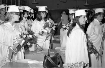 St. Mary's Academy Graduation 1970 (3)