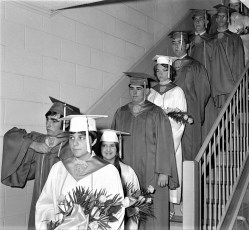 St. Mary's Academy Graduation 1970 (4)