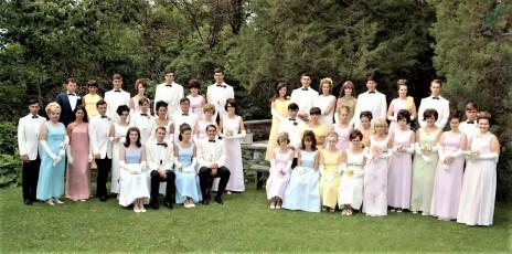St. Mary's Academy Graduation Class of 67 (9)