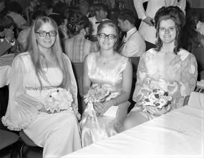 St. Mary's Academy Prom 1970 (1)