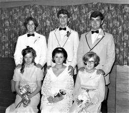 St. Mary's Academy Prom 1970 (8)
