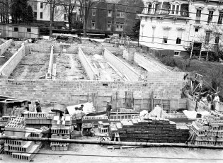 St. Mary's Academy construction May to Dec. 1956 (1b)