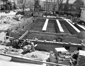 St. Mary's Academy construction May to Dec. 1956 (1d)