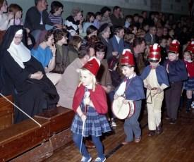 St. Mary's Elementary 1st Grade Basketball Hudson 1972 (2)