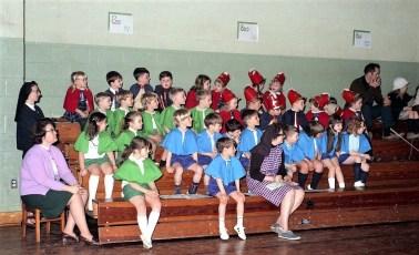 St. Mary's Elementary 1st Grade Basketball Hudson 1972 (5)