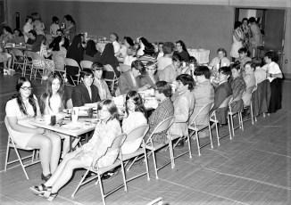 St. Mary's Elementary 8th Grade Graduation Luncheon Hudson 1971 (1)