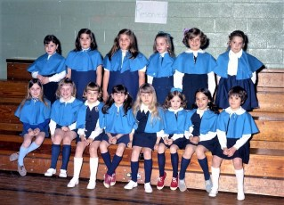 St. Mary's Elementary  Basketball  Hudson 1971 (1)