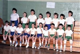 St. Mary's Elementary  Basketball  Hudson 1971 (3)