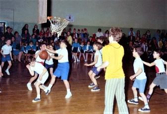 St. Mary's Elementary  Basketball  Hudson 1971 (8)