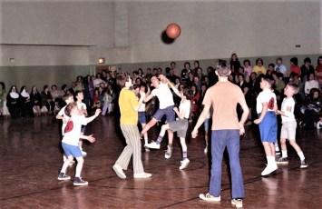 St. Mary's Elementary  Basketball  Hudson 1971 (9)