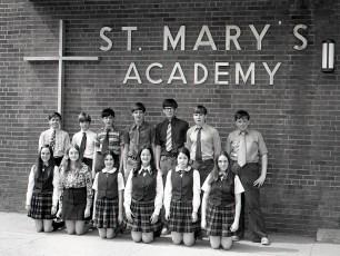 St. Mary's Elementary Hudson 1972 (1)