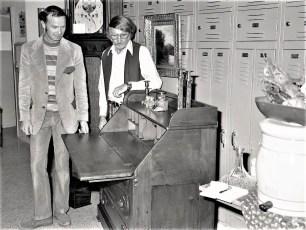 St. Mary's School Antique Show Hudson 1972 (5)