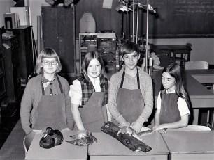 St. Mary's School Class Electives Hudson 1972 (1)