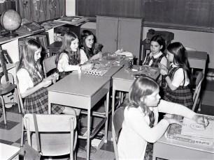 St. Mary's School Class Electives Hudson 1972 (3)