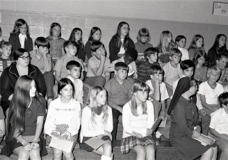 St. Mary's School Student Assembly Hudson 1972 (4)