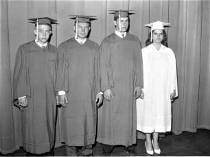 Tivoli High School Class of 1961