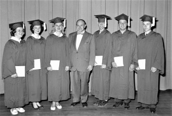 Tivoli High School Class of 1954