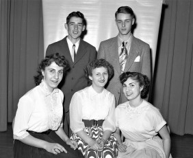 Tivoli High School Class of 1953