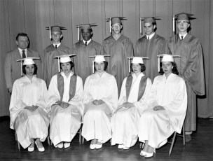 Tivoli High School Class of 1959