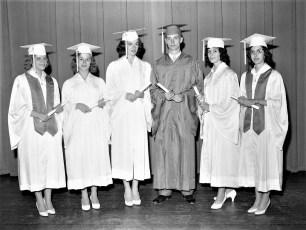 Tivoli School Class of 1960 Award Winners