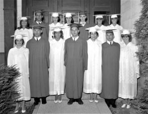 Tivoli High School Class of 1964 (1)