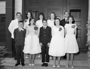 Tivoli High School Class of 1964 (2)