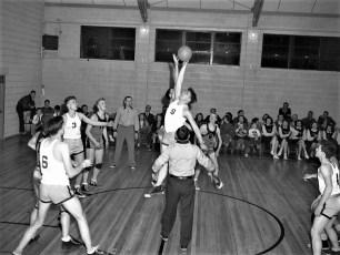 Tivoli School Varsity Basketball 1949-50