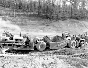 Harold Post & Family excavating Catskill 1964 (3)