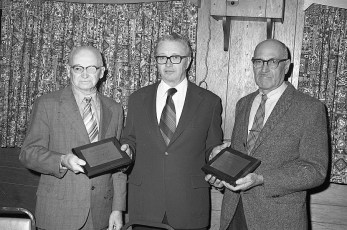 Taconic Telephone Co. Christmas Party Chatham 1975 (3)