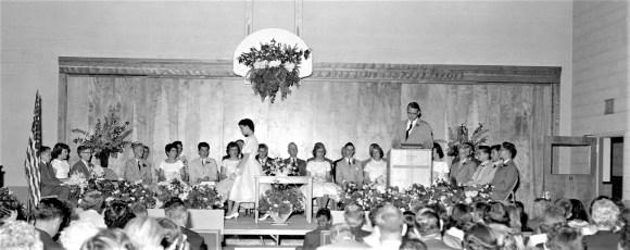 Claverack School Graduation 1959 (1)