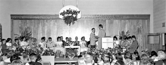 Claverack School Graduation 1959 (2)