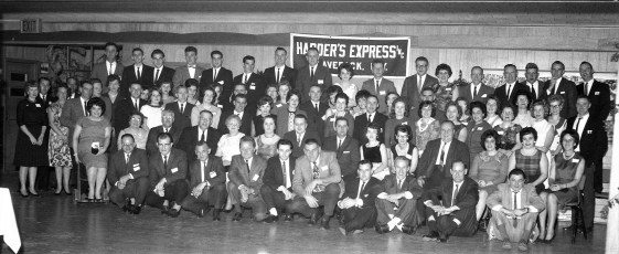 Harder's Express Annual Banquet 1965