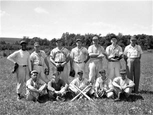 Hollowville NY Baseball Team 1950