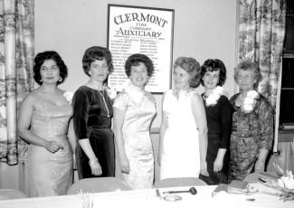 Clermont Fire Aux. Installation Banquet 1964 (2)