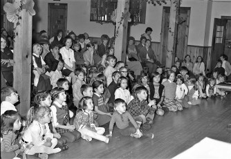 Clermont Fire Dept. Xmas Party 1970 (2)