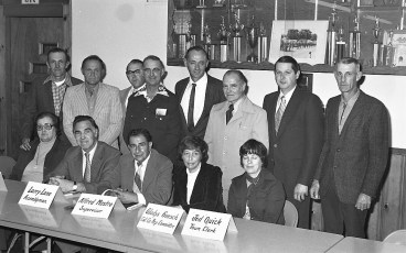 Clermont Republican Meet Your Candidate Night 1977