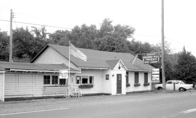 Hickory Hill Tavern Rt. 9 Clermont 1966
