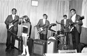 The Guy Ziliani Band Clermont 1968