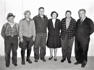 G'town Cold Storage Coop employees 1947
