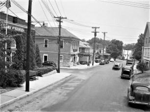Main Street G'town 1949